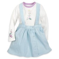 Disney Animators' Collection Pinafore Set for Girls - Tinker Bell