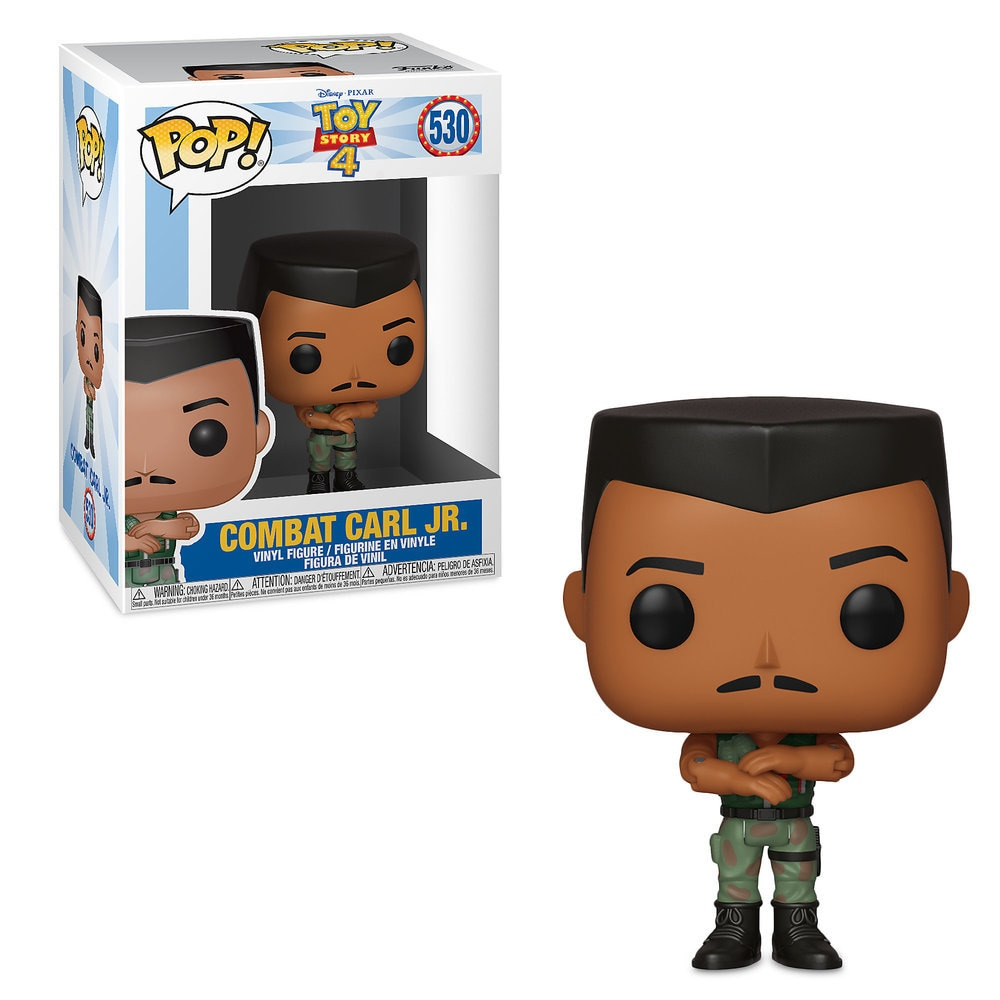 Combat Carl Jr. Pop! Vinyl Figure by Funko - Toy Story 4 Official shopDisney