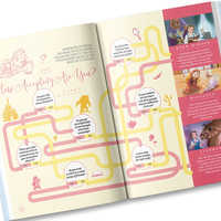 Image of Your Day With Belle Book - Personalizable # 4