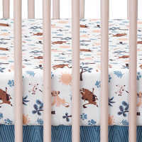 Image of The Lion King Crib Bedding Set by Lambs & Ivy # 3