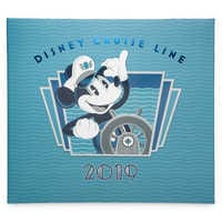 Image of Mickey Mouse Photo Album - Disney Cruise Line 2019 - Medium # 1