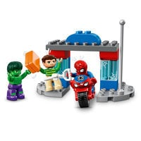 Spider-Man & Hulk Adventures LEGO Duplo Playset