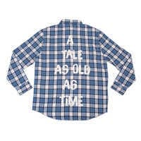 Image of Belle Flannel Shirt for Adults by Cakeworthy # 1