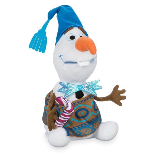 Olaf Talking Holiday Plush - Small - 10''