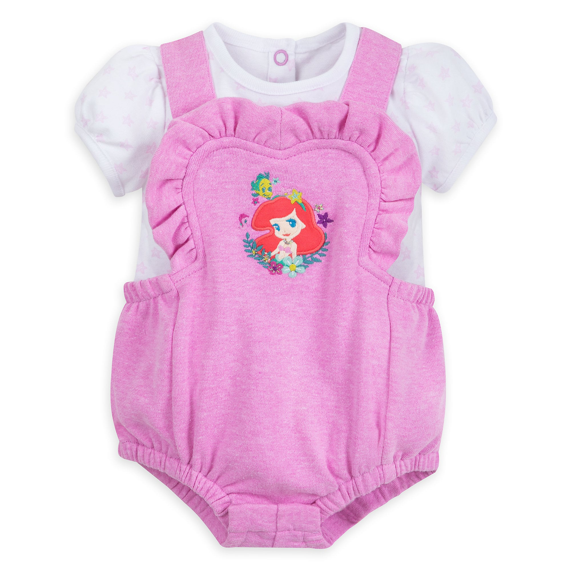 Ariel Romper Set for Baby