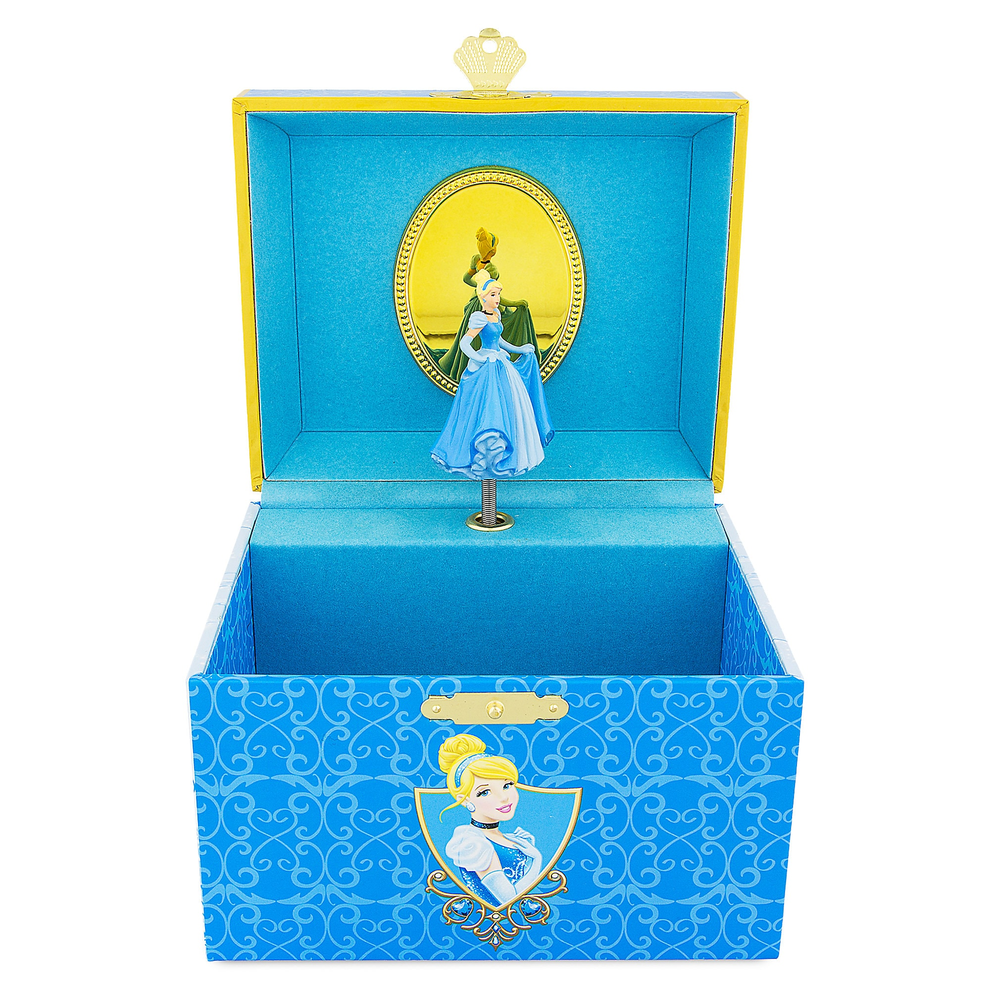 Cinderella Musical Jewelry Box shopDisney