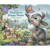 Image of Thumper's Hoppy Home Lift-the-Flap Book # 1