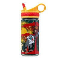 Image of The Lion King Water Bottle with Built-In Straw # 3