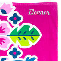 Image of Stitch Beach Towel - Personalized # 2