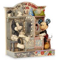 Image of Mickey Mouse ''The True Original'' 90th Anniversary Figurine by Jim Shore # 3