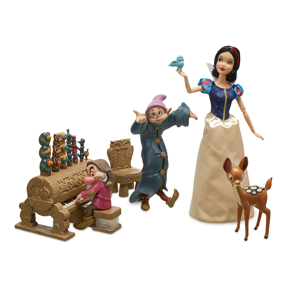 5b715d21d85 Product Image of Snow White Dance Party Playset   1