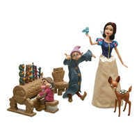 Image of Snow White Dance Party Playset # 1