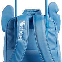 Image of Stitch Rolling Backpack - Personalized # 4