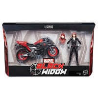 Image of Black Widow Action Figure - Marvel Legends Series # 4