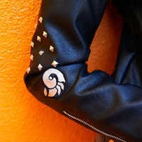 Image of Disney Villains Moto Jacket for Women # 9