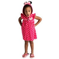 Image of Minnie Mouse Cover-Up for Girls - Personalizable # 2