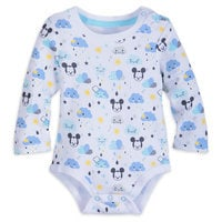 Image of Mickey Mouse Dungaree Set for Baby # 3