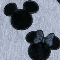 Image of Mickey Mouse ''Love'' Vest for Women # 4