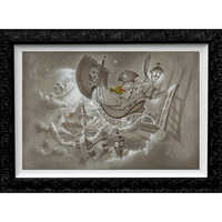 Image of Peter Pan ''Journey to Never Land'' Limited Edition Giclée by Noah # 1