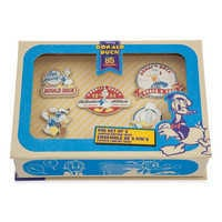Image of Donald Duck 85th Anniversary Pin Set - Limited Edition # 2