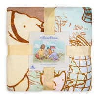 Image of Winnie the Pooh and Friends Classic Fleece Blanket # 2