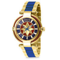 Image of Marvel's Captain Marvel Watch for Women by INVICTA # 1