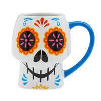 Image of Coco Skull Mug # 1