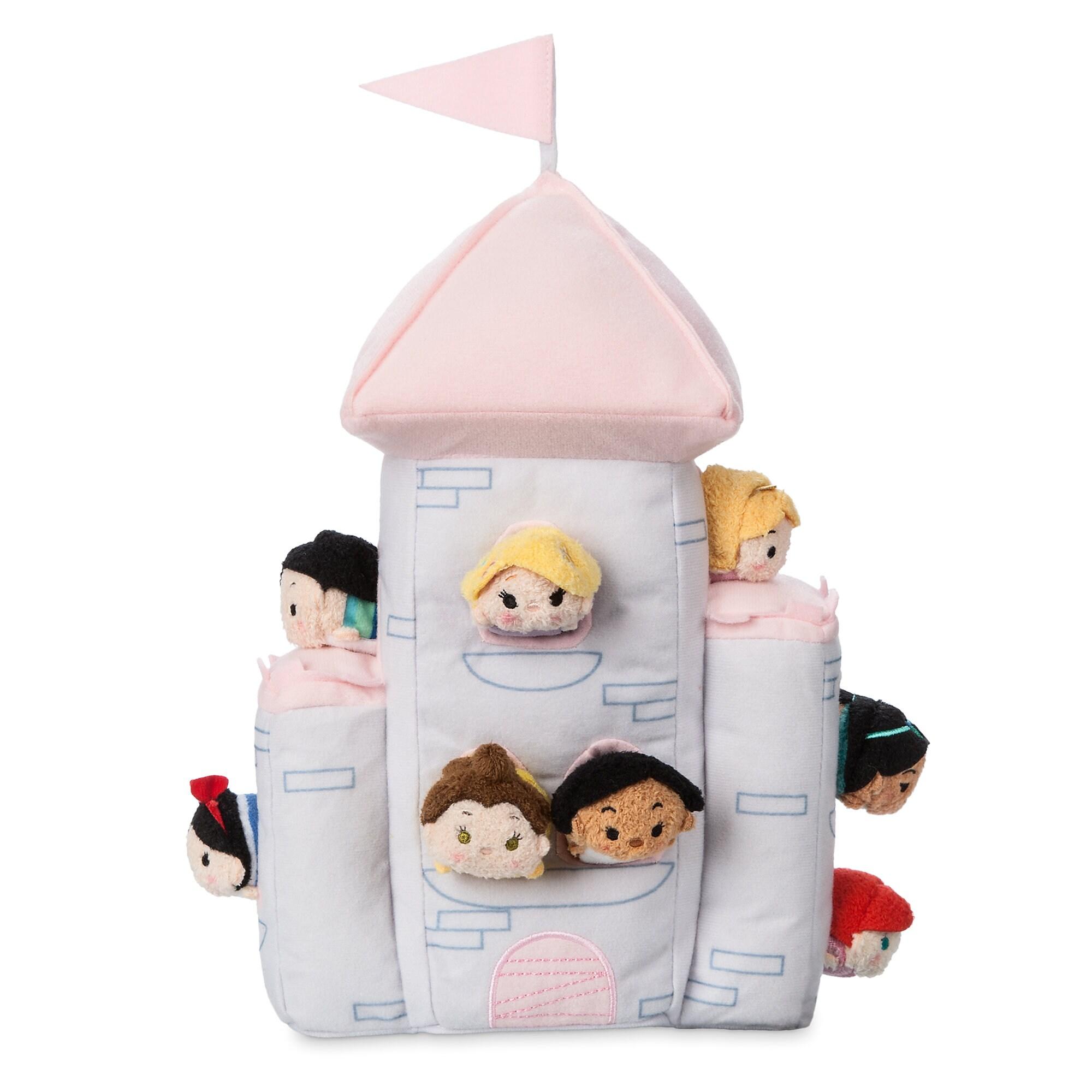 Disney Princess ''Tsum Tsum'' Plush Castle Set