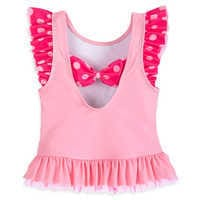 Image of Minnie Mouse Deluxe Swimsuit for Girls # 7
