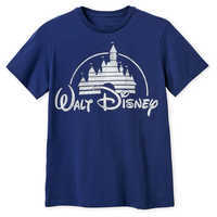 Image of Walt Disney Logo Tee for Men # 1