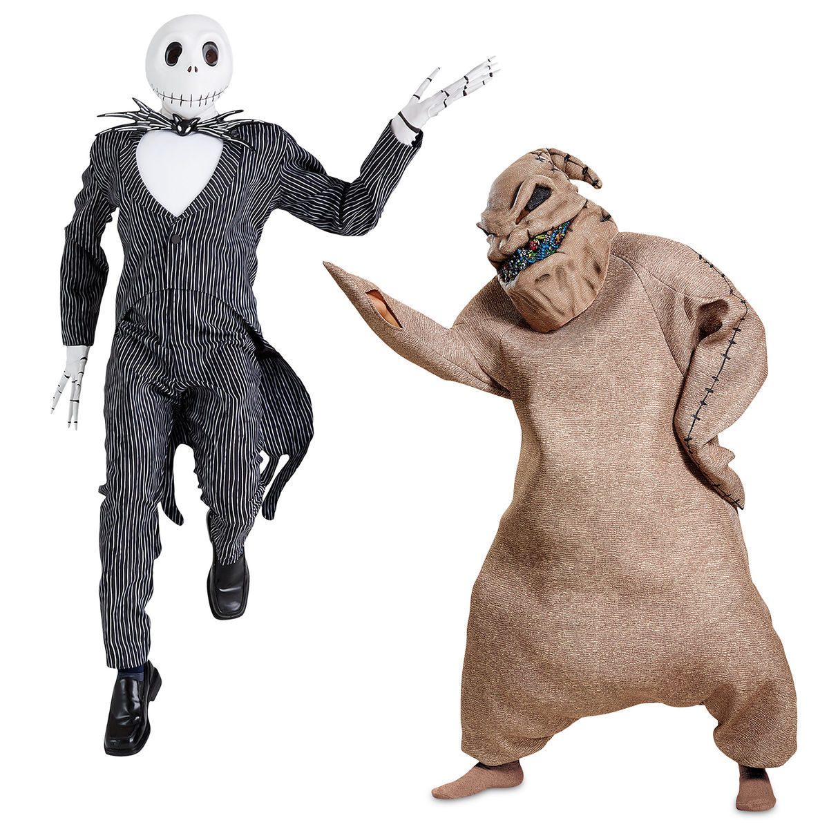 The Nightmare Before Christmas Costume Collection for Adults ...