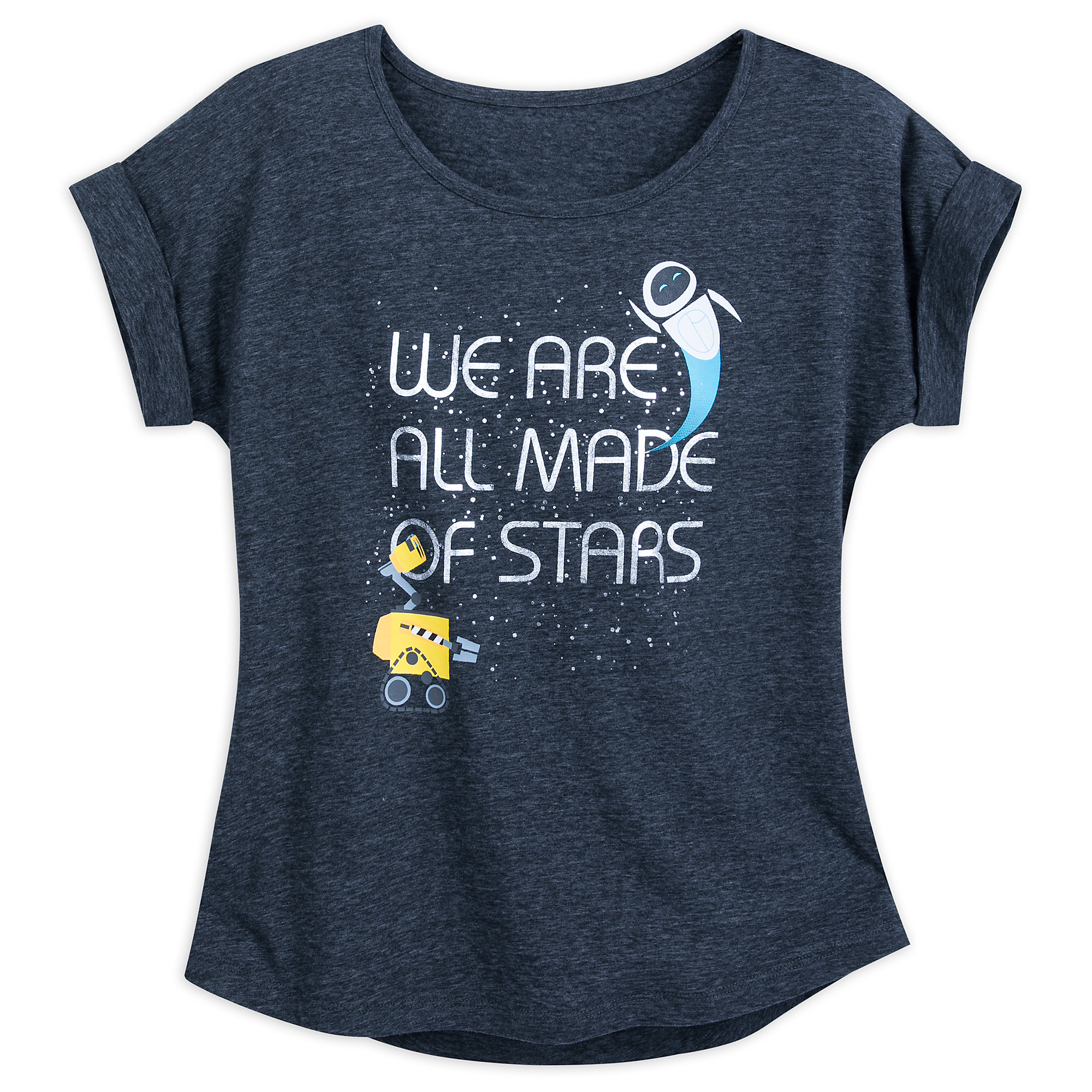 WALL•E and EVE T-Shirt for Women