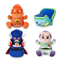 Image of Disney Parks Wishables Mystery Plush - Buzz Lightyear Attraction Series # 1