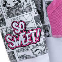 Image of Mickey Mouse and Friends Comic Hoodie for Women # 5
