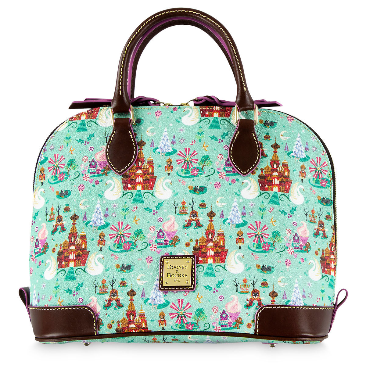 Product Image Of The Nuter And Four Realms Satchel By Dooney Bourke 1