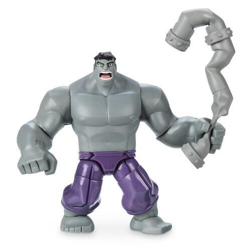 Hulk Action Figure Gray Marvel Toybox Shopdisney