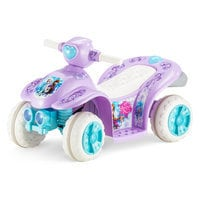 Frozen Electric Ride-On Quad
