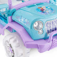 Image of Frozen Electric Ride-On 4x4 # 5