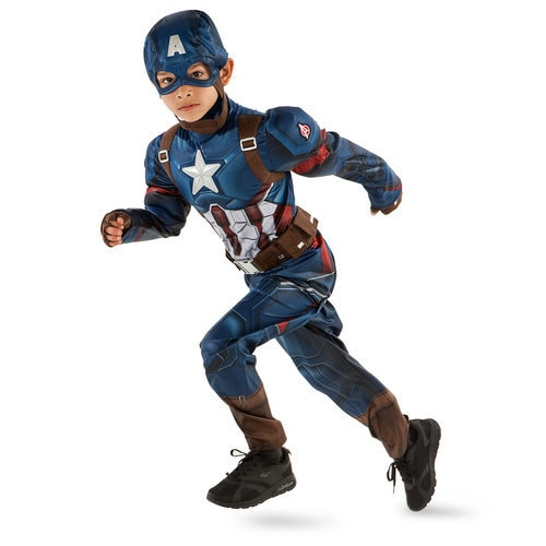 Captain America Costume for Kids ? Captain America: Civil War