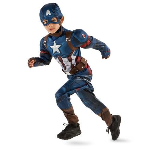 Captain America Costume for Kids ? Captain America: Civil War