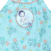 Image of Disney Animators' Collection Moana Matching Pajama Set for Kids and Doll # 5