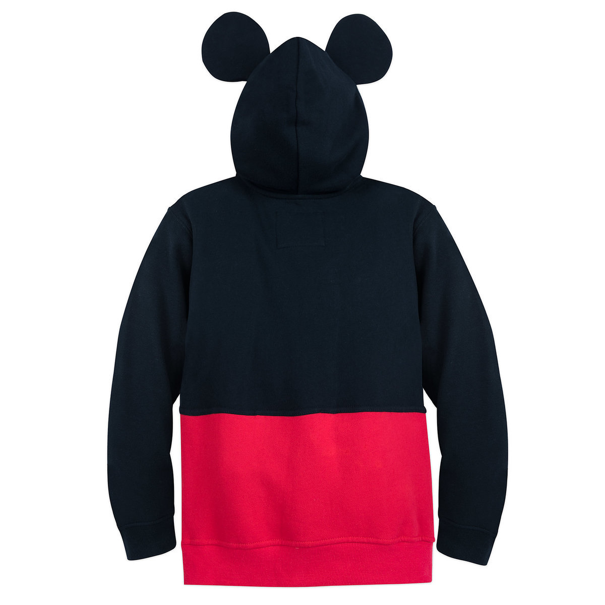 5595431fc358 I Am Mickey Mouse Zip-Up Hoodie for Boys