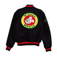 Image of Mickey Mouse Varsity Jacket for Adults by Opening Ceremony # 2