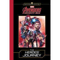 Image of Marvel's Avengers: Infinity War: The Heroes' Journey Book # 1