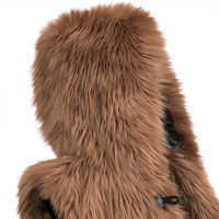 Image of Chewbacca Vest for Women by Her Universe # 4