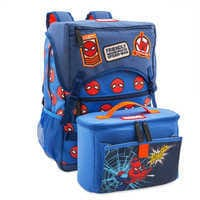 Image of Spider-Man Backpack for Kids - Personalized # 4