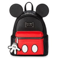 Image of Mickey Mouse Mini Backpack by Loungefly # 1