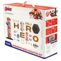 Image of Marvel Avengers Hero Inventor Kit # 3