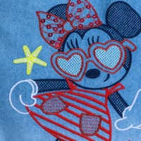 Image of Minnie Mouse Romper Set for Baby # 4