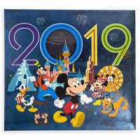 Image of Mickey Mouse and Friends Photo Album - Disneyland 2019 - Medium # 1